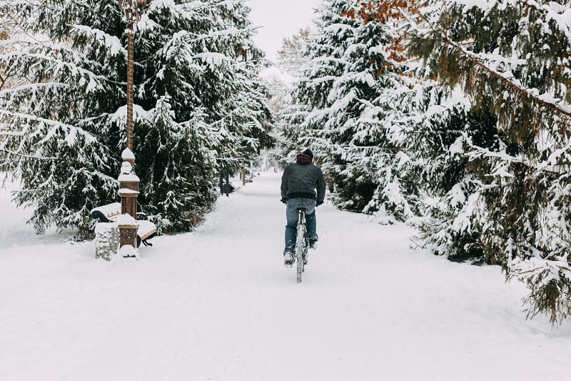 how to get your road bike winter-ready
