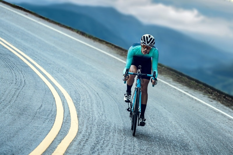 how to ride into a headwind